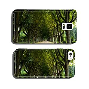 Alley of trees on the graveyard, Lund, Sweden cell phone cover case iPhone5