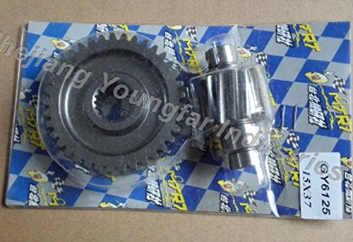 Performance Transmission Gear Set MTRT 18-36T for Scooter ATV GY6 125 150 cc 152QMI 157QMJ