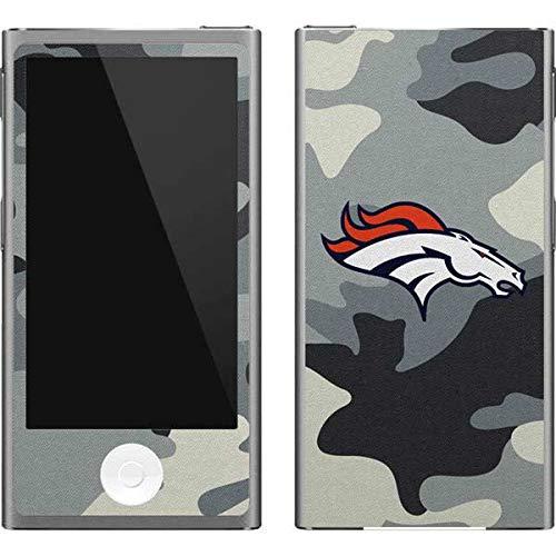 - Skinit NFL Denver Broncos iPod Nano (7th Gen&2012) Skin - Denver Broncos Camo Design - Ultra Thin, Lightweight Vinyl Decal Protection