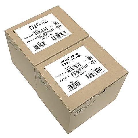 10 Pack HP LTO-5 C7975A Ultrium-5 Data Tape Cartridge (1.5TB/3TB) (Hp Cartridge 10)