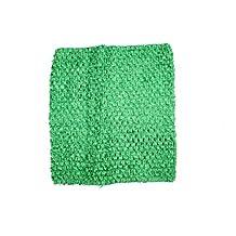 BubuBibi Crochet Headband Tutu Dance Princess Pettiskirt Halter Top (Kelly Gr...