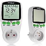 GreenBlue GB105 Minuterie numérique minuterie hebdomadaire sortie 16 prog. 7 jours 230V 16A NEW