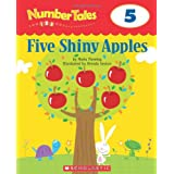 Number Tales: Five Shiny Apples