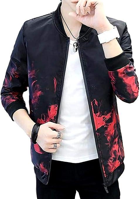 [アスペルシオ] 長袖 ジャケット ジップアップ メンズ