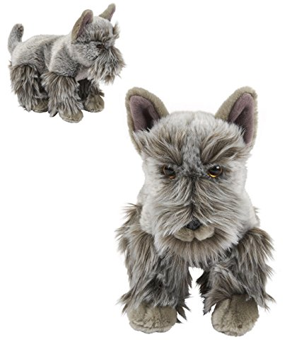 EXCLUSIVE Animal Alley - 10 inch Scottish Terrier Gray (Toys R Us Exclusive)