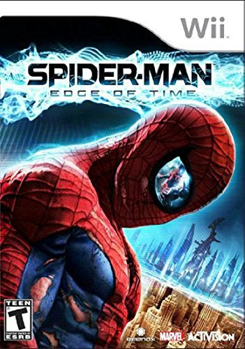 Spider-man: The Edge of Time - Nintendo Wii (Wii Spiderman Edge Of Time compare prices)
