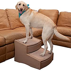 Amazon Pet Gear Easy Step II Extra Wide Pet Stairs