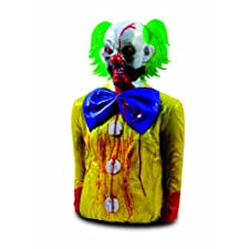 Bleeding BoBo The Clown Zombie Target