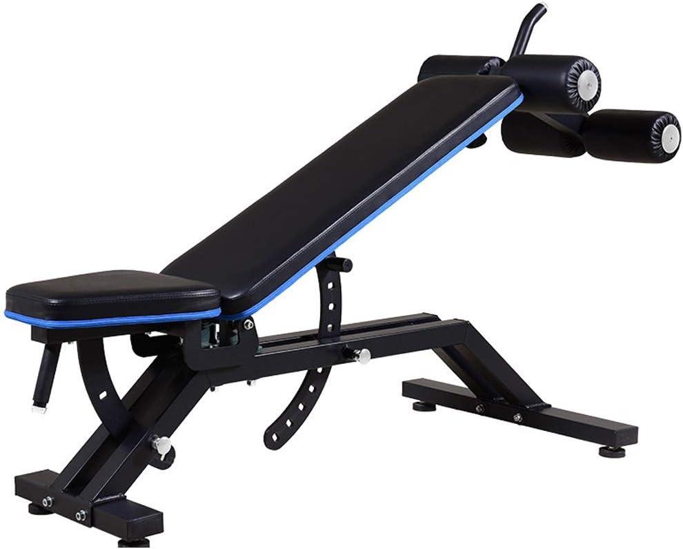ダンベルベンチ、多機能ダンベルベンチ、商業ベンチプレス、バードベンチ、ジム仰臥ボード、パーソナルトレーニングベンチ/フィットネスチェア (Size : 170x30x47cm)  170x30x47cm