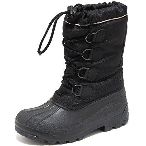 Nero 17693 Shoes Donna Gomma Scarpa Doposci Burberry Boots Women 88wqCPZ1