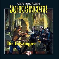 Die Eisvampire (John Sinclair 33)