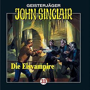 Die Eisvampire (John Sinclair 33) Hörspiel