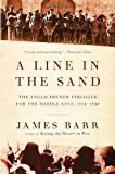 A Line in the Sand, James Barr, 0393070654