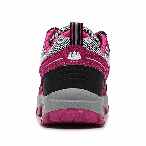 Escursionismo Ben Uomo Donna Rosa Calzature Sports Scarpe Da F Stivali tqFr7tx
