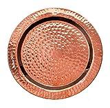 "Sertodo Copper CSTR-C-2 Round 5.5"""" Napa Bottle"