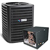 4 ton carrier heat pump - Goodman Direct Comfort 4 Ton 14 Seer Heat Pump with Horizontal Coil GSZ140491 CHPF4860D6 TX5N4_ (No Line Set)