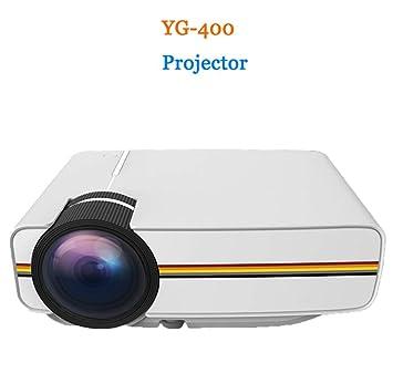 Cine en casa Proyectores,HD USB 1080p Portátil Cine En Casa LED ...