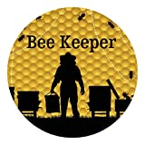 Bee Keeper - Honeycomb Honey b