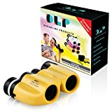 Binoculars For Kids | 8x21 Magnification | Compact Scope With Wide & Clear View Field For Travel - Bird Watching - Sporting Events - Children Educational Learning.