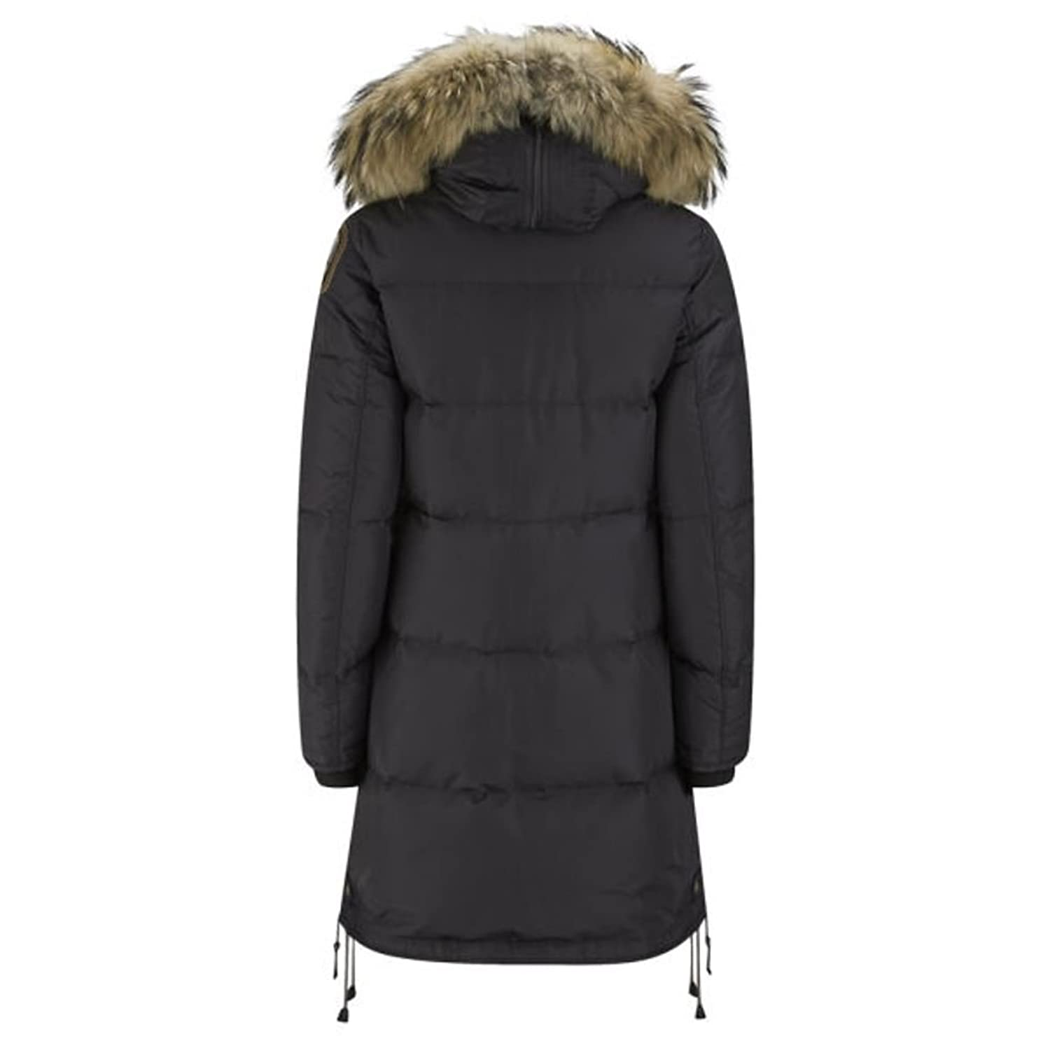 Parajumpers Long Bear Down Jacket - Black (Women)