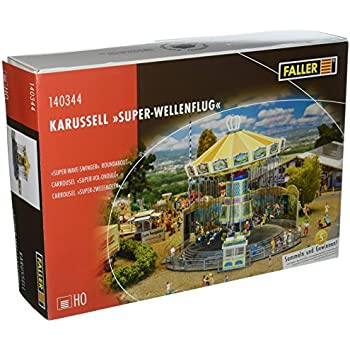 Sonstige Faller 140446 Fairground Booths 2HO Scale Building Kit