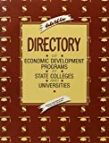 Directory of Economic Development Programs at State Colleges and Universities