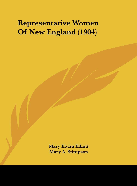 Representative Women Of New England (1904) ebook
