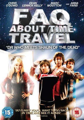 Frequently Asked Questions About Time Travel POSTER Movie (27 x 40 Inches - 69cm x 102cm) (2009) (UK Style A)