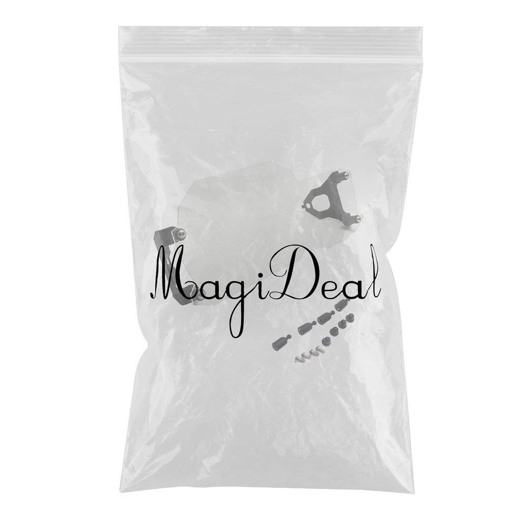 Magideal Cubierta de Luz Faro de Coche Reemplazo