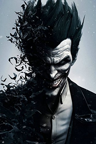 Joker - Batman The Dark Knight poster 36 inch x 24 inch