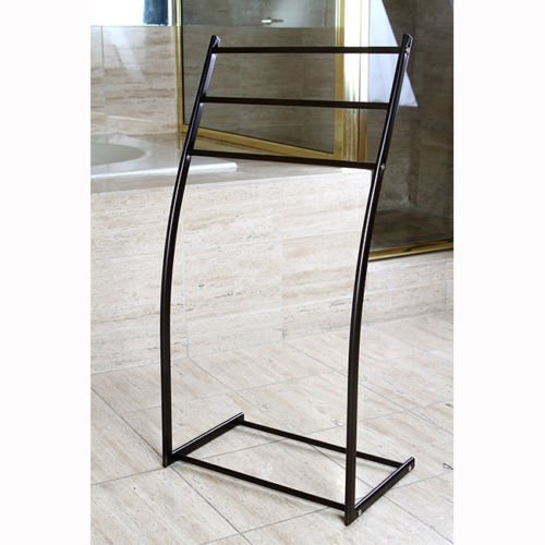 Brass Edenscape Free Standing Towel Rack Oil Rubbed Bronze Buy Online In Bosnia And Herzegovina At Bosnia Desertcart Com Productid 22930332