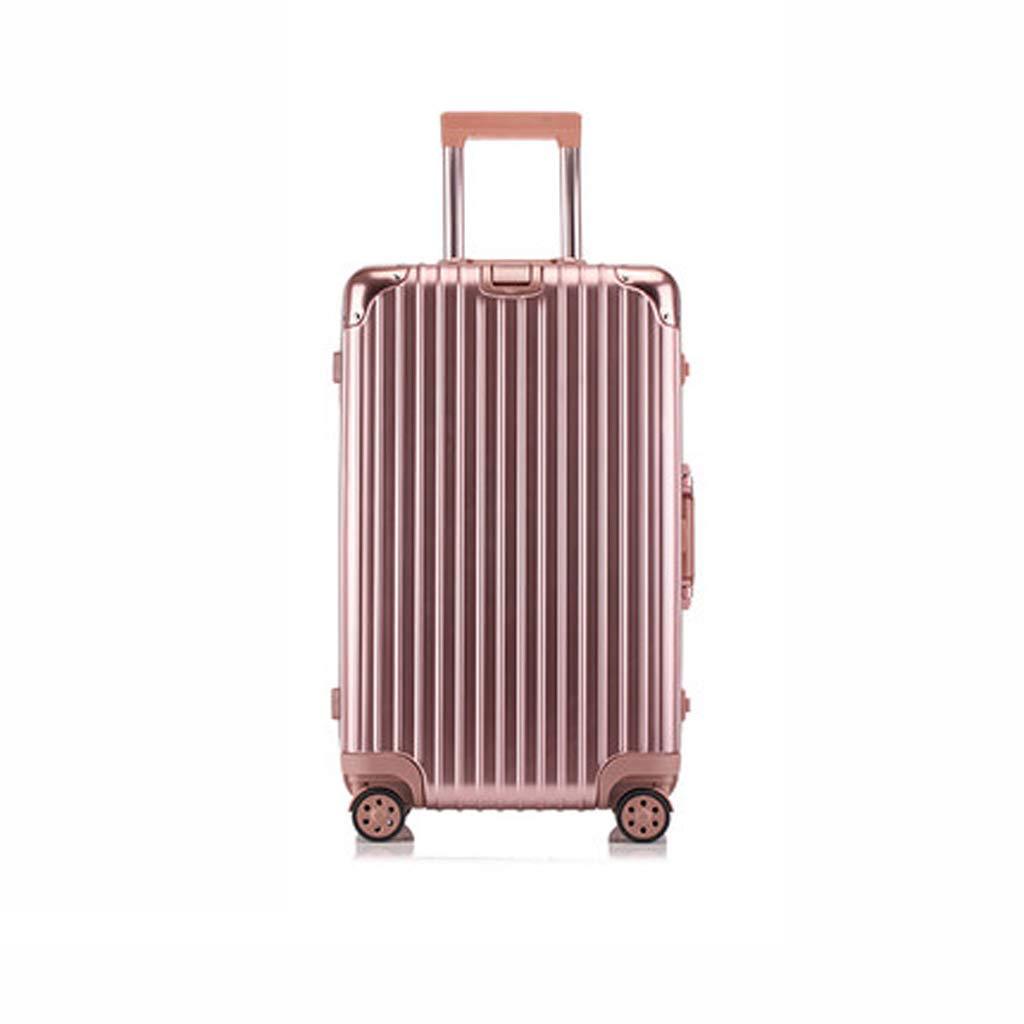 OTLLE スーツケース 大容量 厚手 旅行用 トロリーケース 26インチ 28インチ 30インチ 28inch ピンク L6954767 B07L3MN9GR ピンク 28inch