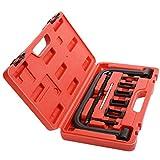 Super buy Valve Clamp Spring Compressor Automotive Tool Set Repair Tool Car Motorcycle