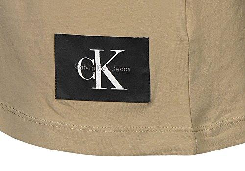 Takoda Jeans Shirt Calvin Giallo Bianco T Klein cqtWWI6
