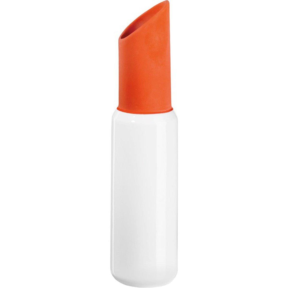 ASA Vase Design Rouge /à l/èvres Orange 20/x/5/cm