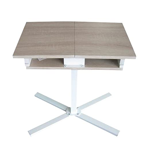 Mesa auxiliar plegable para escritorio para iPad de lectura ...