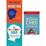 img - for Brainstorm, whole brain child and yes brain child 3 books collection set book / textbook / text book