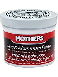 Mothers 35100 Mag and Aluminum Polish, 5-Ounce