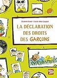 vignette de 'La déclaration des droits des garçons (Élisabeth Brami)'