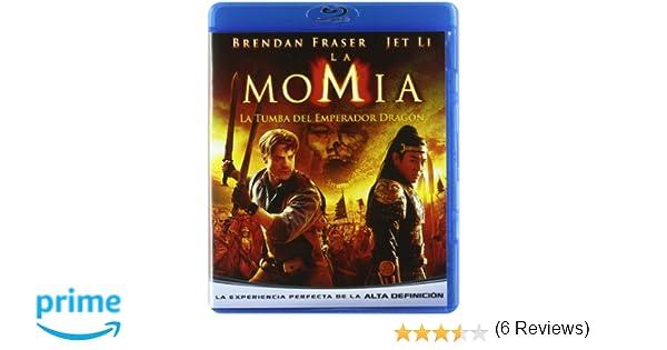La momia: La tumba del emperador Dragón The mummy 3 Blu-ray ...