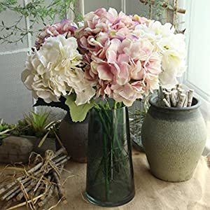 Inverlee 1Pcs Artificial Flowers Peony Floral Fake Flowers Wedding Bridal Bouquet DIY Home Garden Decor 42