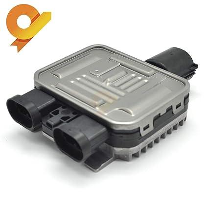 Modulo di controllo ventola di raffreddamento per radiatore per Land Rover Freelander 2//LR2 Volvo V70 S60 S80 XC70 XC60 940004202 940.0042.02 Fincos