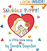 #9: Snuggle Puppy! (Boynton on Board)