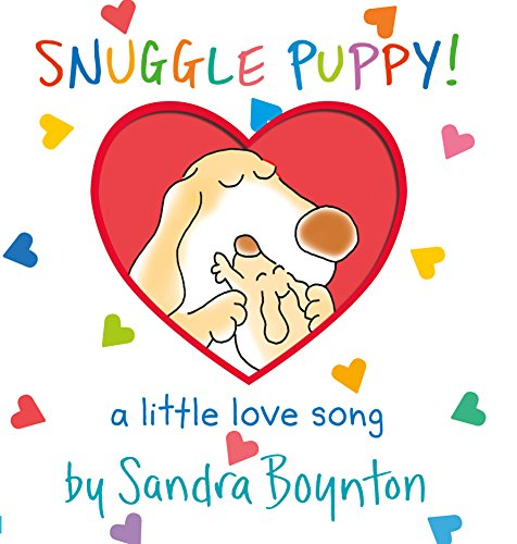 Snuggle Puppy! (Boynton on Board) (Pajama Book)