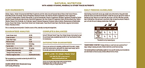 Nature S Variety Instinct Ultimate Protein Cat Dry Food