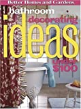 Decorating Ideas for Bathrooms Bathroom Decorating Ideas Under $100 (Better Homes & Gardens)