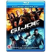G.I. Joe-Retaliation [Blu-ray]