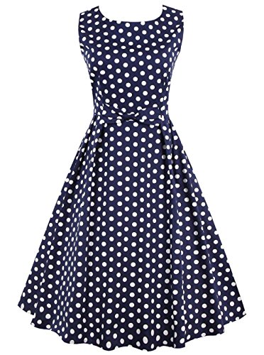 ReoRia-Womens-50s-Style-Sleeveless-Swing-Vintage-DressFBA-Clearance-Sale