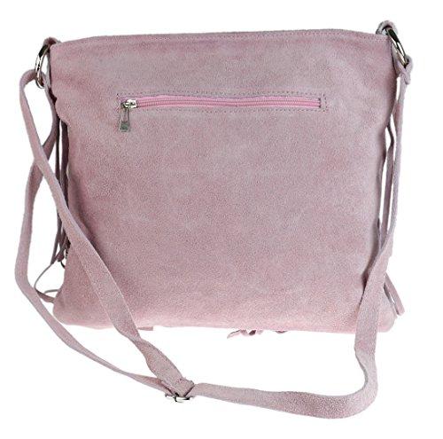 Bandolera Bolso Mujer Handbags rosa Girly Daniela qOwZtF4xE