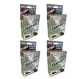 Tear-Aid Repair Type B Vinyl Kit 4 Pack